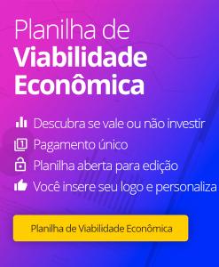 Planilha Viabilidade Economica